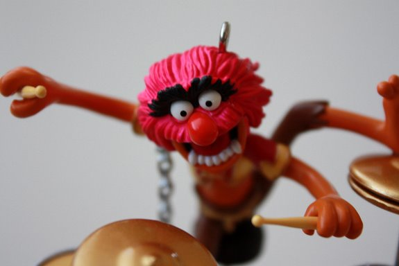 Muppet Christmas ornament