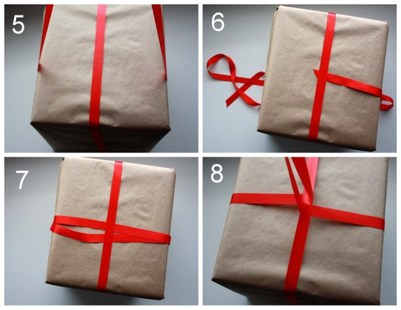 Present Wrapping Idea