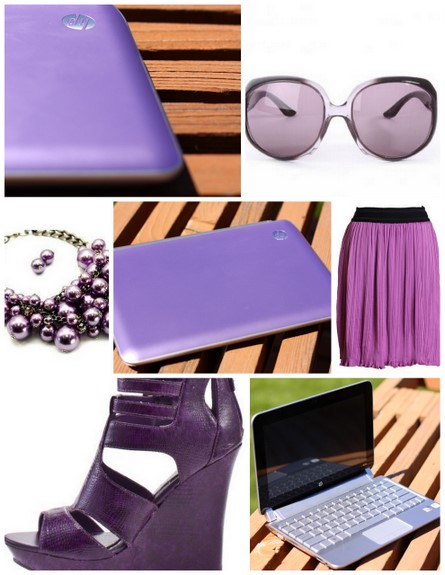 purple everything