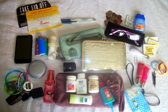 what's in your purse series week seventy