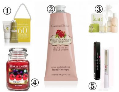 holiday gift guide for beauty