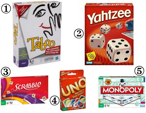 holiday gift guide board games