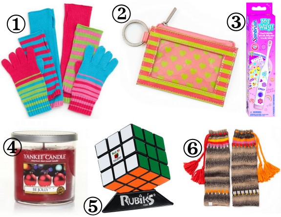 stocking stuffers for boys + girls