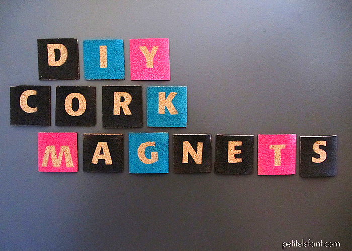 how to cork magnets