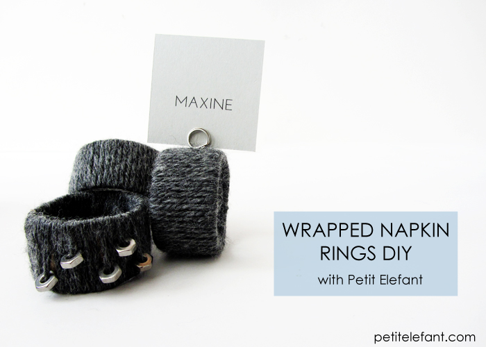 how to napkin ring