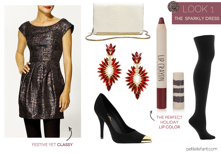 what to wear holiday office party