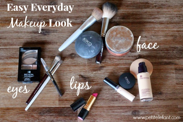 Easy Everyday Makeup look