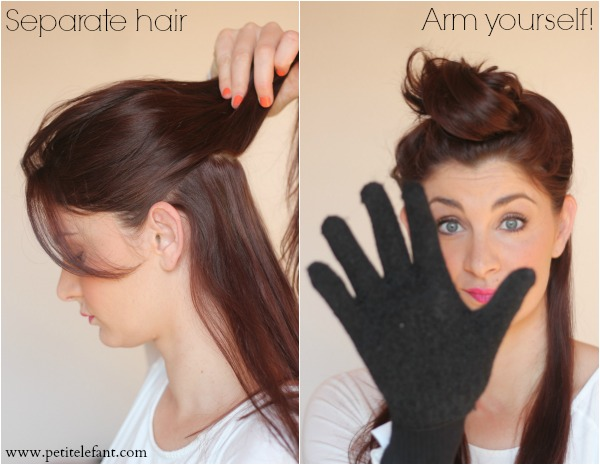 How To Use A Curling Wand Or Clipless Curling Iron