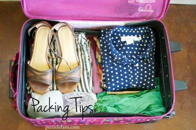 Tips for Packing for a Trip
