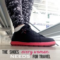 The Pair of Shoes Every Woman Should Own to Travel
