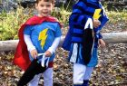 3 Crazy Easy DIY Halloween Costumes