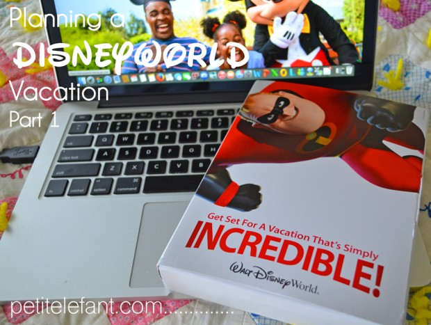 Disneyworld Vacation Planning