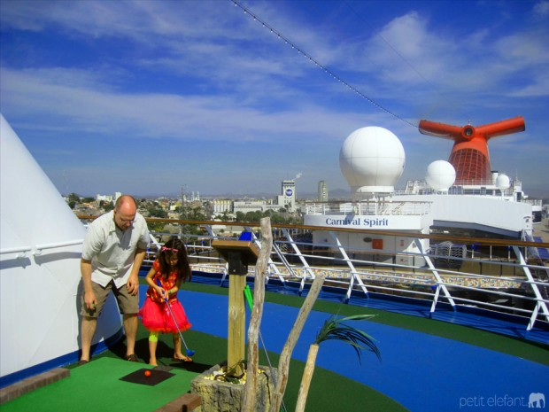 cruising tips for families