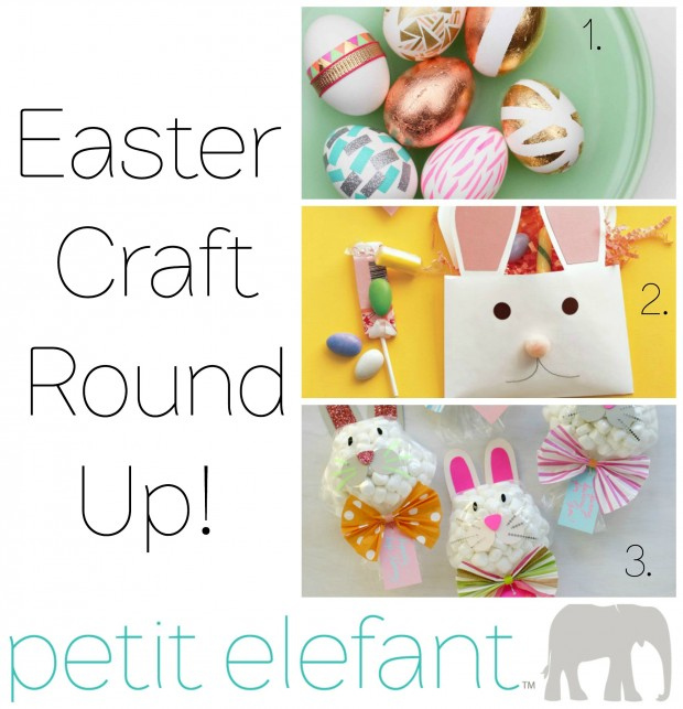 easter craft roundup