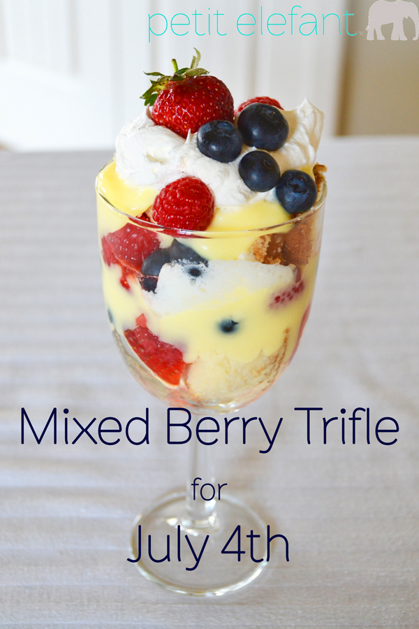 Berry Trifle Title
