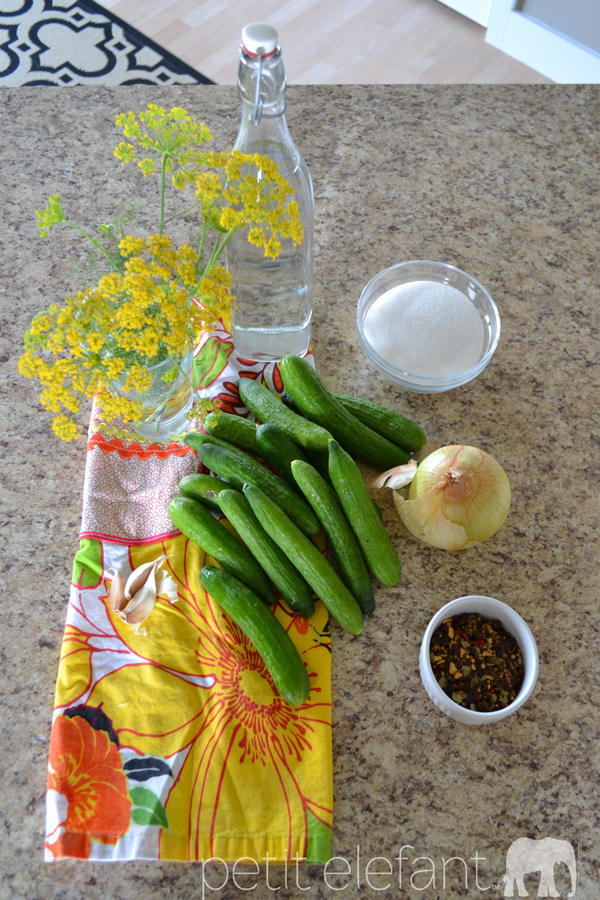 quick pickles ingredients