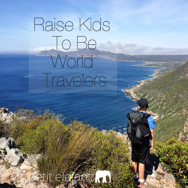 World Traveler Kid