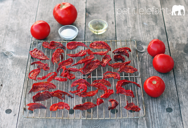 How To Make Dried Oven Tomatoes
