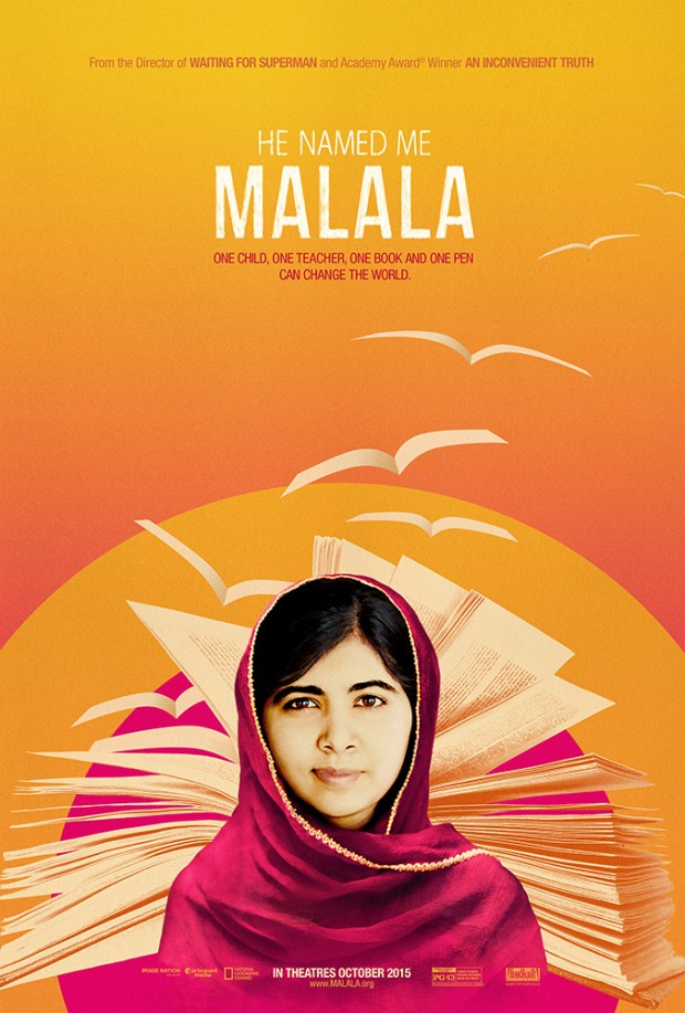 interview with malala