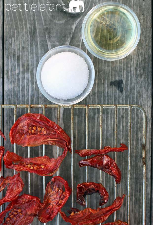 make oven dried tomatoes