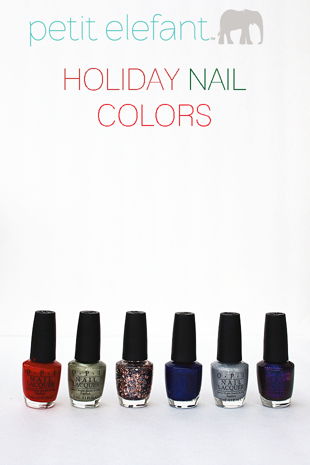 Holiday Nail Collection 2015