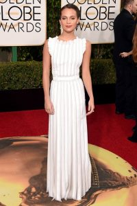 Golden Globes Alicia