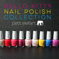Hello Kitty Nail Collection