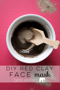 make it clay mask recipe