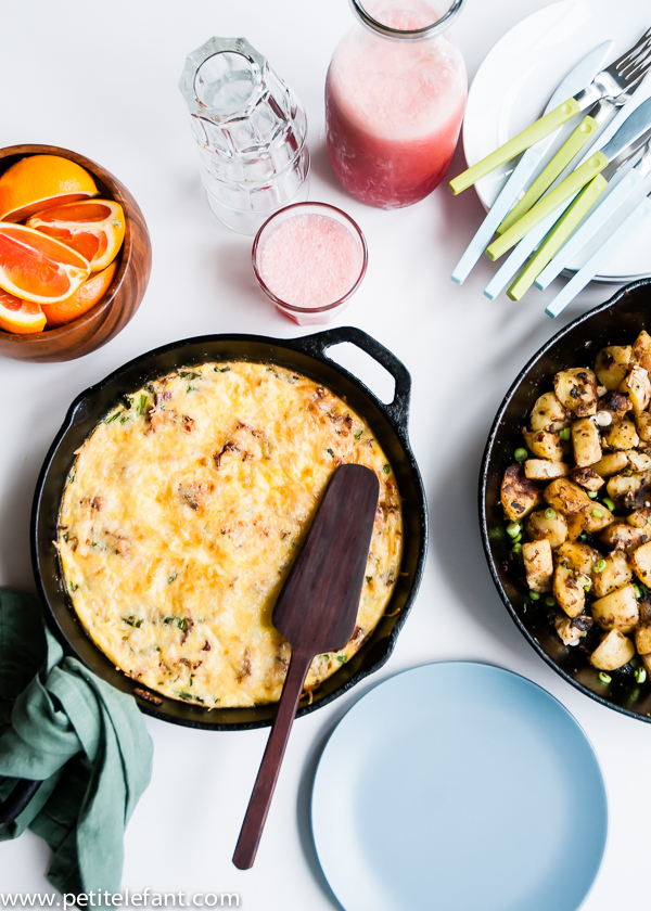 Easter Brunch Frittata