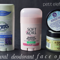 Natural Deodorants: The Truth