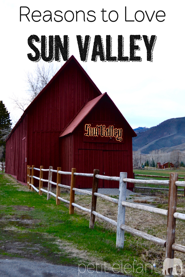 Sun Valley Barn Title