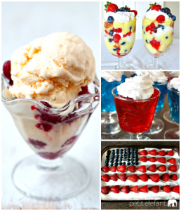Four Fourth Of July Recipes
