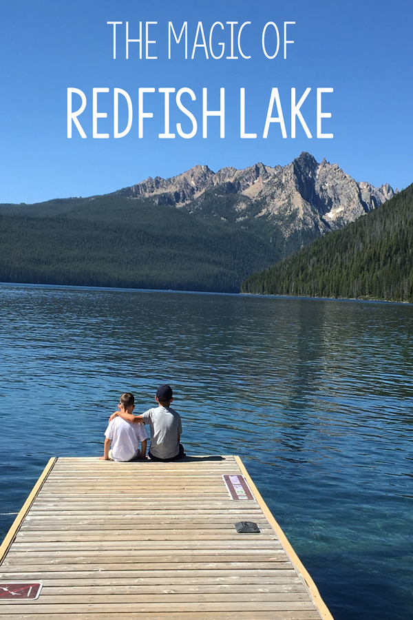 Magic of Redfish Lake