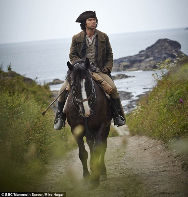 Fall favorites poldark