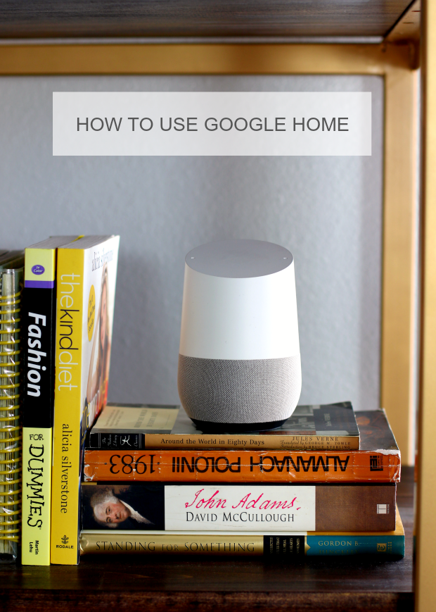 how to google home