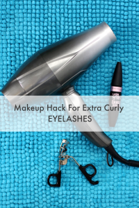 This Makeup Hack Will Give You Extra Curly Eyelashes