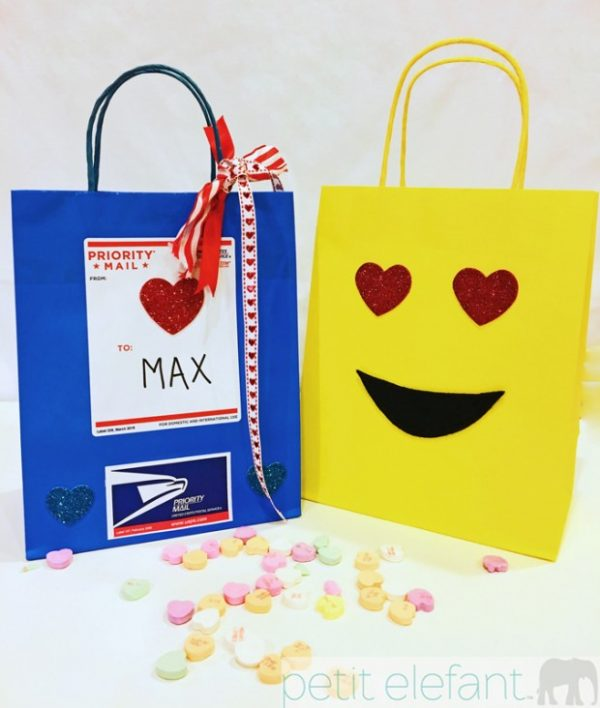 Valentine Mail Bags
