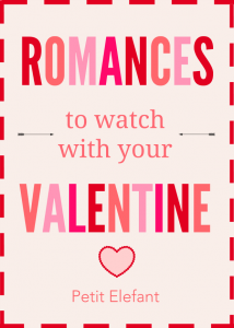 romantic movies to watch with your valentine