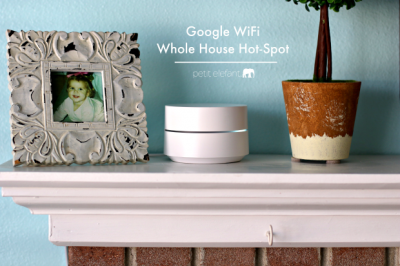 Google WiFi Makes The Whole House A Hot-Spot